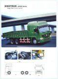 HOWO 6x4 Cargo Truck ZZ1257M4641V 2