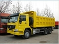 HOWO 6x4 Cargo Truck ZZ1257M4641V 5