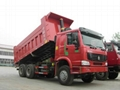 HOWO 6X4 Dump Trucks 1