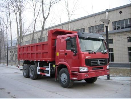 HOWO 6X4 Dump Trucks 3