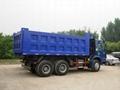 HOWO 6X4 Dump Trucks 4