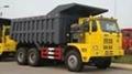 Sinotruk HOWO Mining King Dump Truck 2