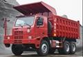 Sinotruk HOWO Mining King Dump Truck 5