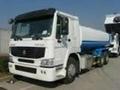 HOWO SINOTRUK Water Tank Truck 2