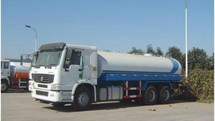 HOWO SINOTRUK Water Tank Truck 3