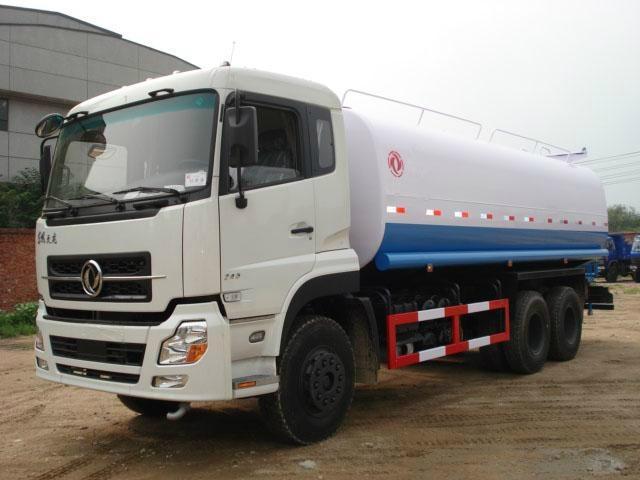 HOWO SINOTRUK Water Tank Truck 4