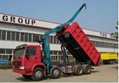 China heavy duty HOWO ZZ3317N3067C type
