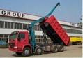 China heavy duty HOWO ZZ3317N3067C type