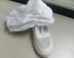 防靜電軟底套鞋