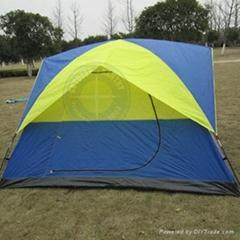 雙層野營帳篷