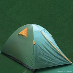 三角型帳篷