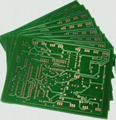 Rigide PCB Board Immersion Gold Surface Finished