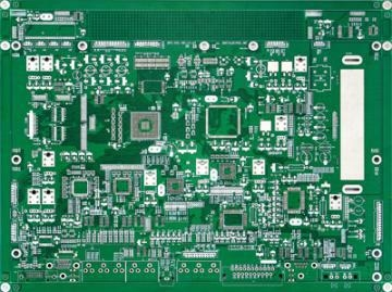 ISO14001 Double Sided PCB Board For Electronics Equipments 5
