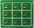 Multilayers PCB 8 Layers PCB Board Immersion Gold Surface 3