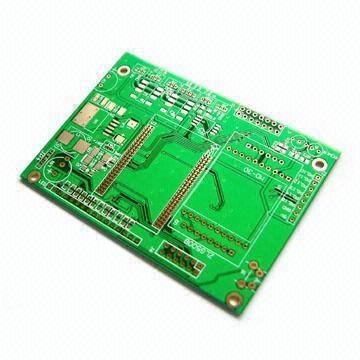 8-Layers Circuit Board PCB Board ENIG LF  4