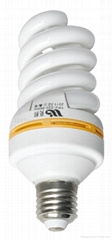 9-36W 2012 modern high quality full spiral energy saving lamp ( B22/E27)