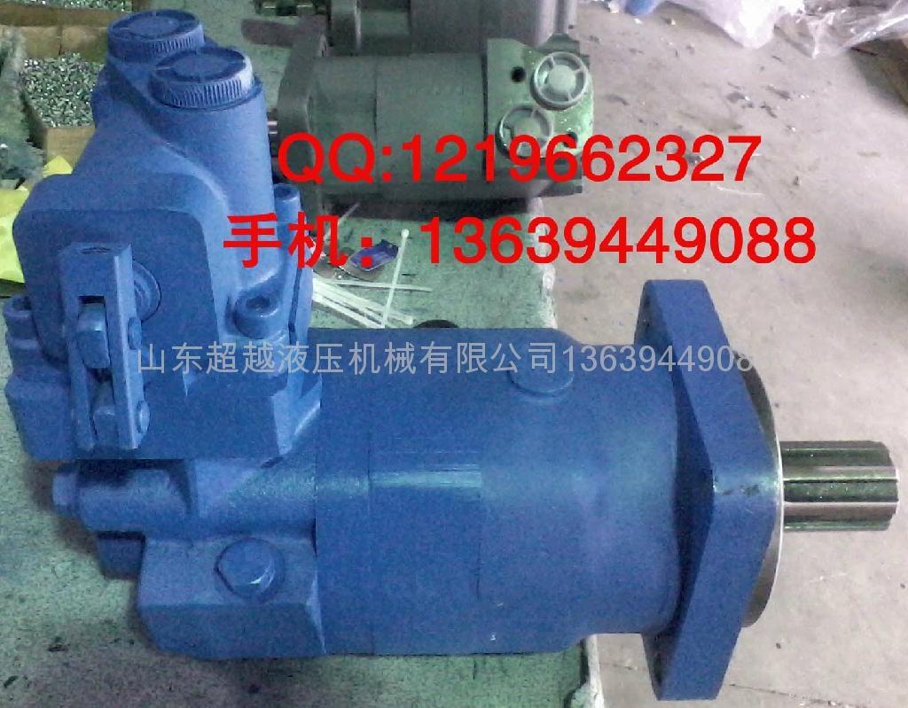 擺線液壓馬達魚機用BM產品 1