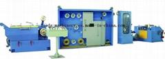 XD-9D bare copper wire intermediate large wire drawing machine