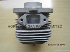 HUS 365 CHAINSAW PARTS CYLINDER CHAINSAW PARTS