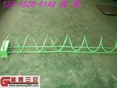 深圳桂豐牌自行車停車架價格