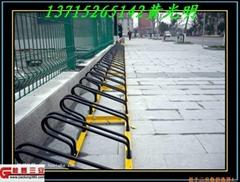 要用就用质量好的自行车停车架,环保实用