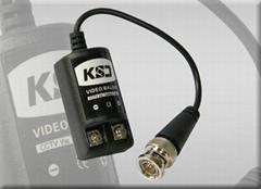 凯视达双绞线视频传输器
