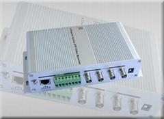 凯视达有源多路双绞线视频传输器