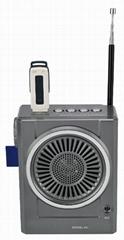 RX-3999RD Recorder ,Karaoke usb/sd FM radio