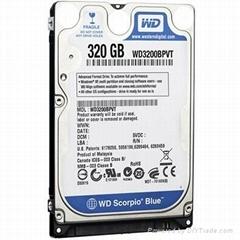 WD320GB hard disk