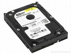 WD80GB  hard disk