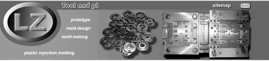 Plastic injection mould design and manufacturing 1