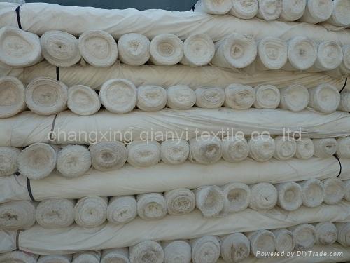 chemical fiber fabric 4