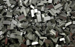 cemented carbide saw tips