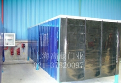 PVC防弧光软板