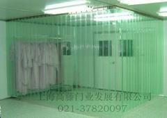 防静电PVC软门帘