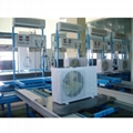 cooler assembly/production line