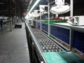 microwave oven assembly line