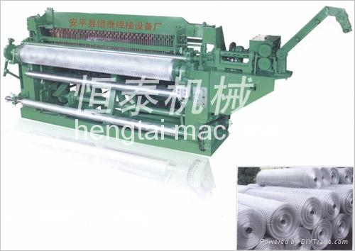 重型全自动电焊网机(卷网) 1