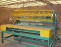 全自动不锈钢焊网机(卷网)