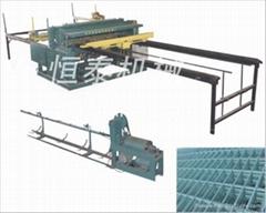 数控护栏网排焊机
