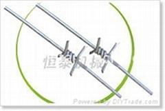 CS-B single twisted Barbed Wire Machine