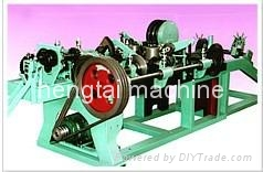 CS-C Barbed Wire Machine for Two-strand Wire with Two-way Twists