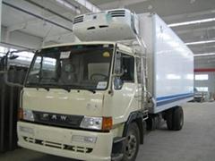 TM 21 compressor, cooling systems for truck van refrigeration