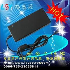 12V10A桌面式电源适配器