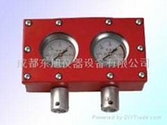 金屬礦山礦用綜采支架抗震測壓表C