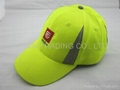 6 Panel Embroidery Cotton baseball cap promotional cap gift visor hat (Hot Product - 1*)