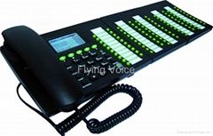 Advanced Business IP Phone with 5 lines