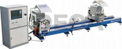 PVC cutting machine