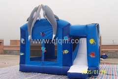 inflatable castle for kids