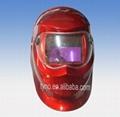 Auto darkening welding mask 3